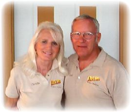 Carl and Glenda welcome you to browse our web site A To Z Window Fashions - If we can assist you with any of you RV Blinds and Shades please feel free to contact us..